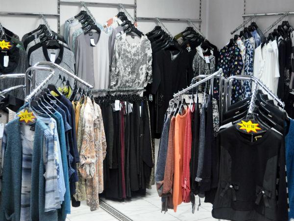 Женский магазин модной одежды в Саратове