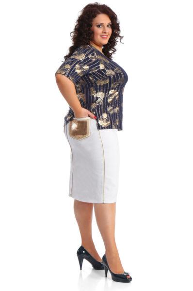 Svetalsa женская одежда больших размеров