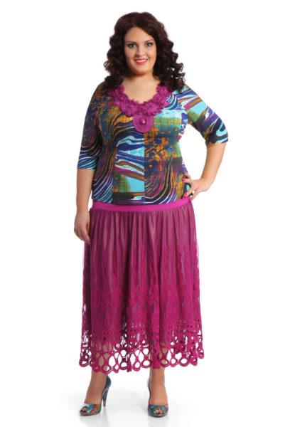 Купить Летнюю Одежду Больших Размеров С Доставкой