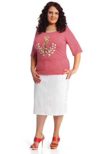 Женская Одежда Больших Размеров Трикотаж